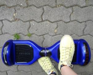 Hoverboard für Kinder, sowie Erwachsene Robway W1