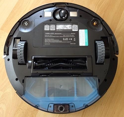 Saugroboter Tesvor S6 Turbo Testbild 3