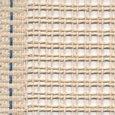 canevas vierge smyrnalaine pour tapis a point noue jeu de mailles