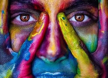 Fotografia, color, retrato