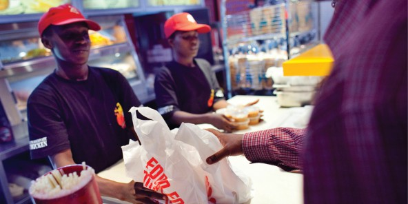 Fast Food Restaurants Zimbabwe