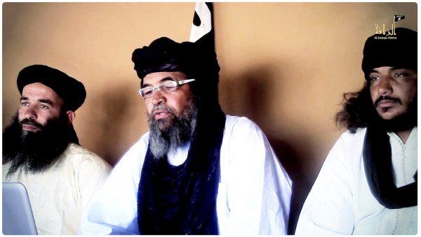 Iyad Ag Ghaly, le chef du Groupe de soutien à l'islam et aux musulmans.
