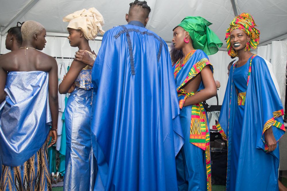 Dakar Fashion Week 2018 Un Premier Défilé En Demi Teinte