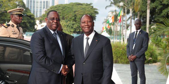 Macky Sall chez Alassane Ouattara : une première visite d'État, mais des  liens anciens – Jeune Afrique