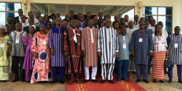 Burkina Faso : ce qu'il faut retenir du dialogue politique entamé ...