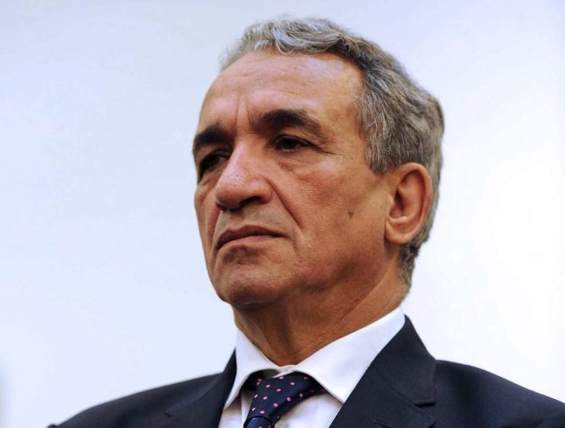 L'ancien ministre algérien, Moussa Benhamadi, en 2012.