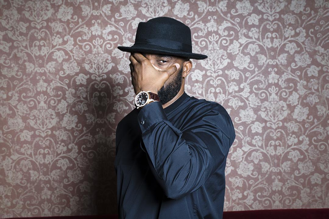 Fally Ipupa, chanteur congolais
