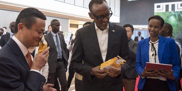 Kigali-Pékin : comment Alibaba booste l'agriculture rwandaise – Jeune  Afrique