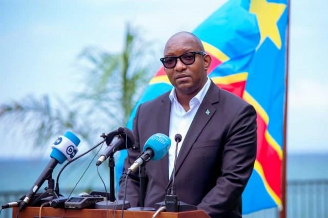 Sama Lukonde a été nommé en avril 2021