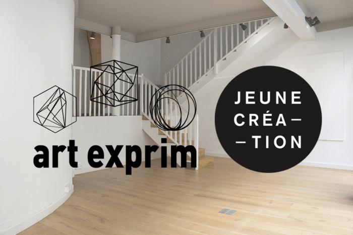 Appel à candidatures - art-exprim / Jeune Création