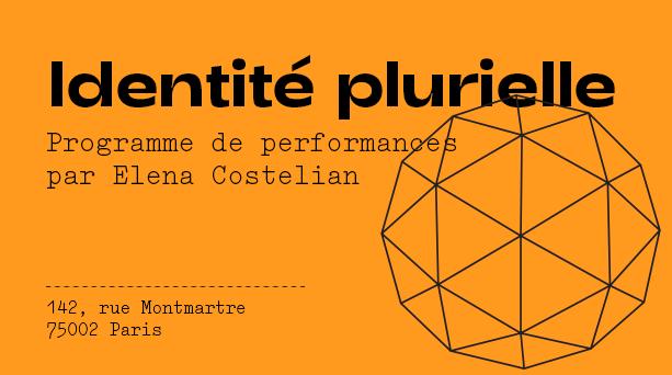 Identité plurielle - Programme de performances