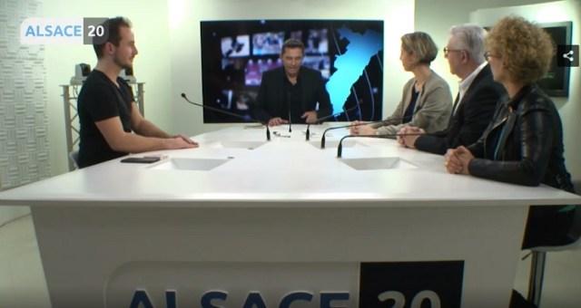 """Alsace 20 'ASSOCIATION """"JEUNIORS D'ALSACE"""" OU COMMENT REDONNER DE L'EMPLOI À DE JEUNES SÉNIORS"""