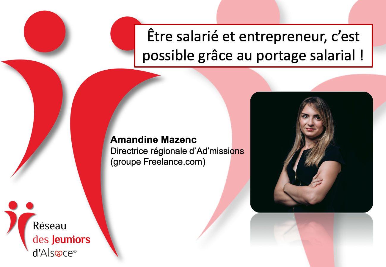 Rencontre-Café Amandine Mazec