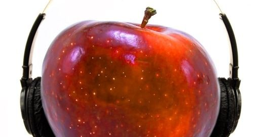 Animation Anniversaire : une pomme à croque