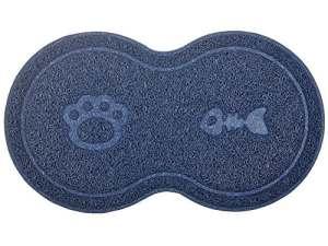 Tapis en forme Pet Bac à litière pour chat, Litière pour chat, Paillasson, 45,7x 25,4cm