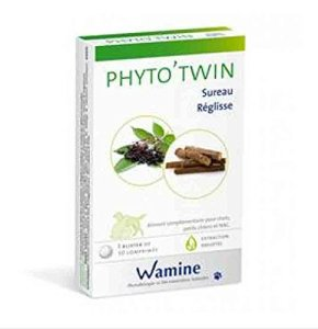 Phyto'Twin Wamine Noyer Cannelle 30 cps