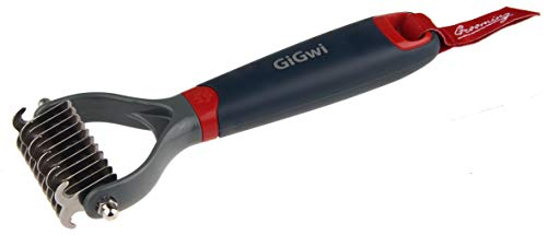 GiGwi 8274 Brosse pour Chien et Chat 70 g