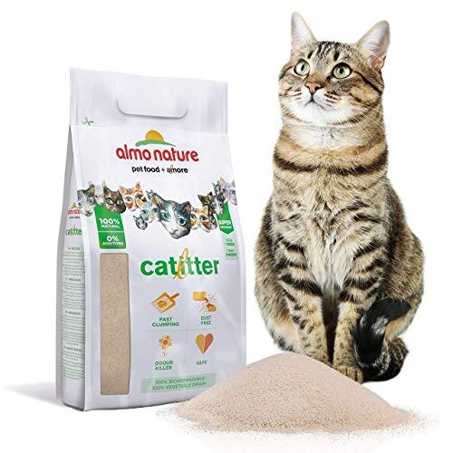 Almo Nature Lot de 10 litières pour chats 2,27 kg