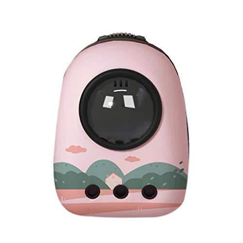 REW Panier pour chat portable pouvant accueillir des chats et des chiens jusqu'à 7,5 kg