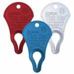 Tiques Clé (le tickkey) Tiques Pour Famille 6–votre Clé à fiable, sûr et efficace–Tiques fabriqué en USA
