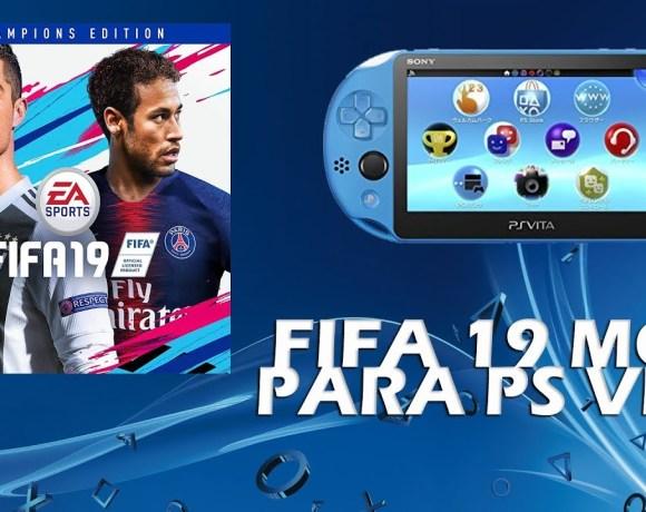FIFA 19 PS VITA MOD VPK