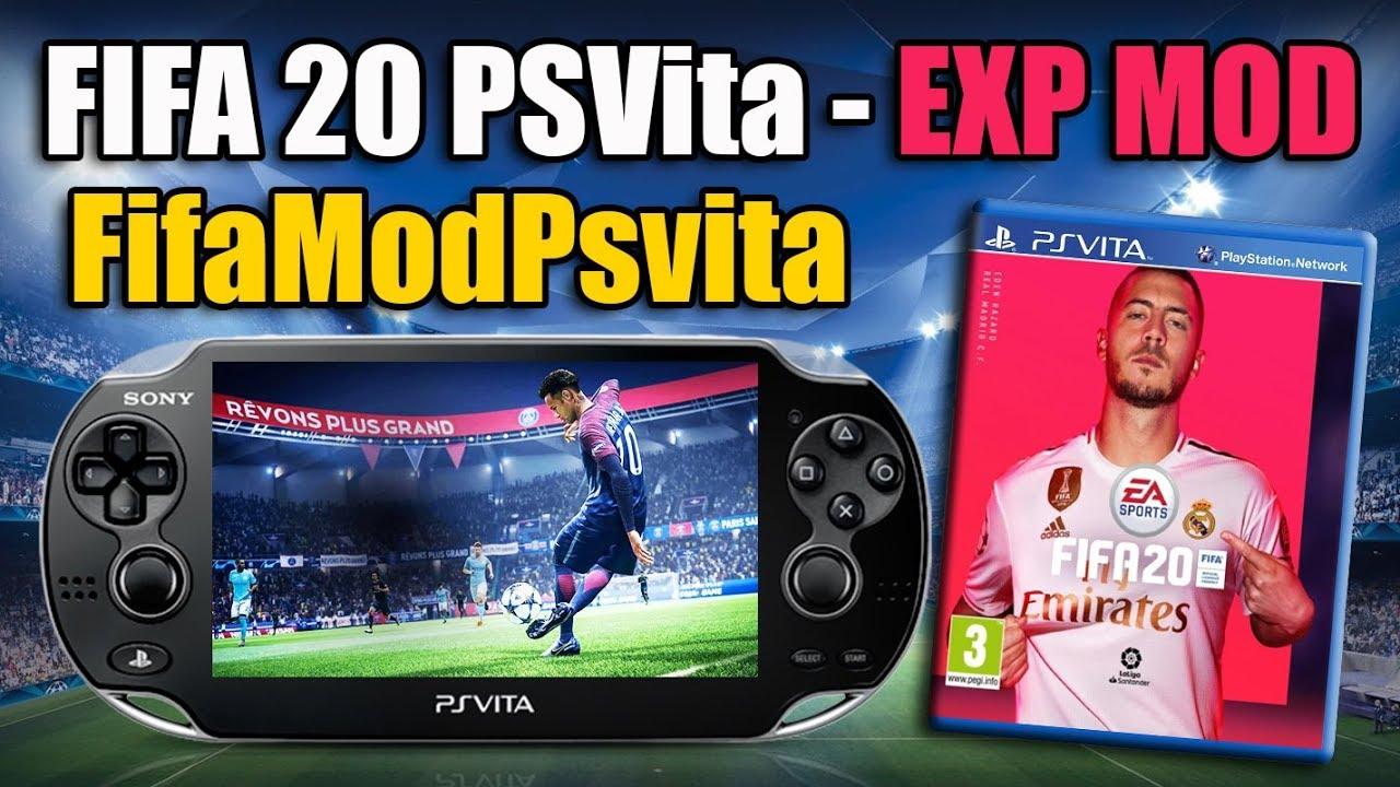 FIFA 20 PS VITA MOD VPK