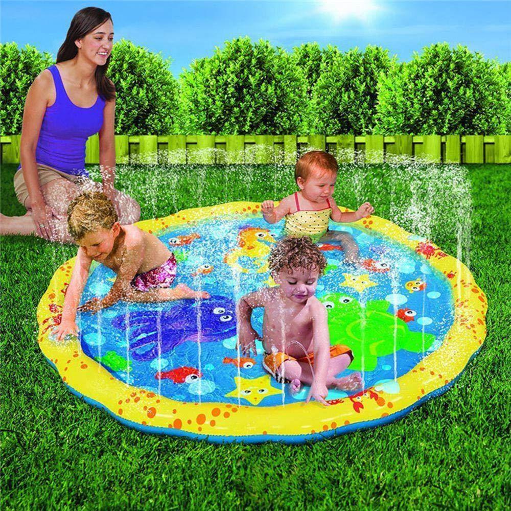 tapis a jet d eau comparatif et
