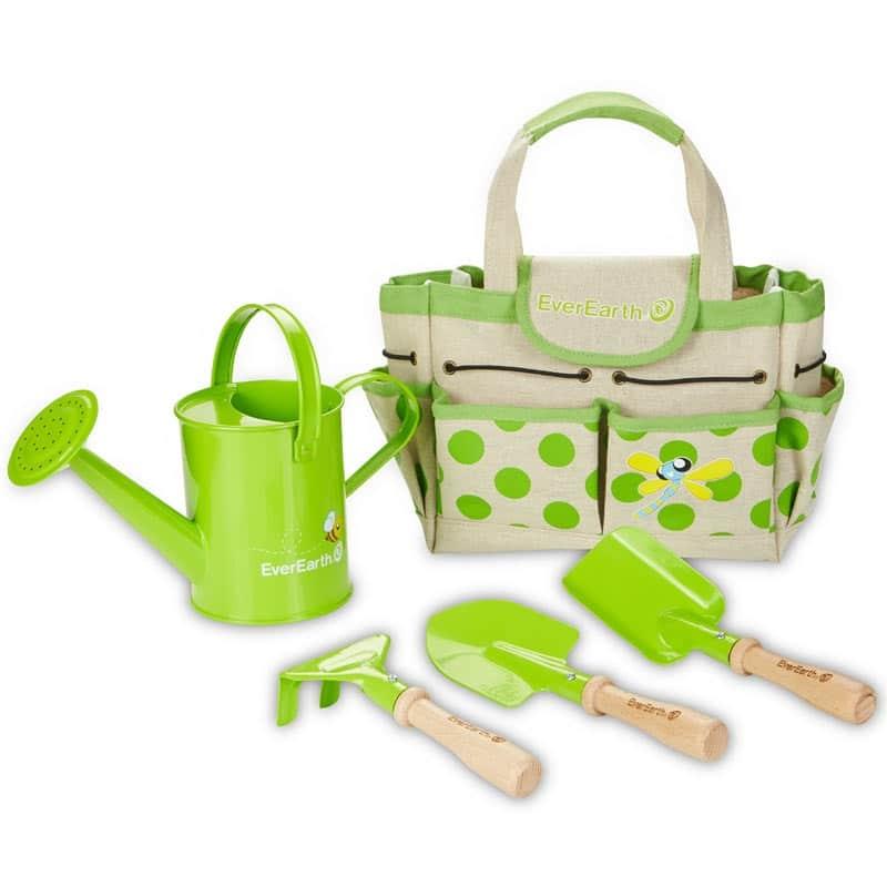 kit outils de jardinage enfant
