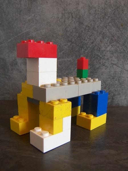 Jeu De LEGO Le Dfi