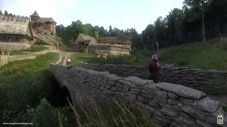 Image de Frm the Ashes, premier DLC de Kingdom Come Deliverance, jeuxvideo24