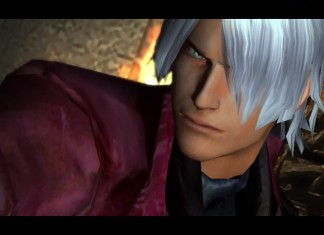 Devil May Cry screenshot Switch