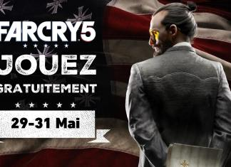far cry 5 gratuit mai 2020