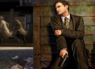 Mafia II Definitive Edition artwork test