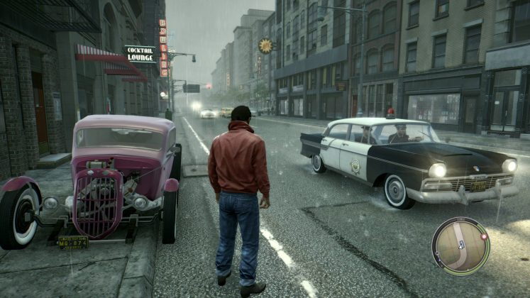 screenshot Mafia 2 Definitive Edition Xbox One X