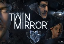 Twin Mirror artwork