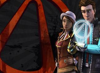 Tales from the Borderlands key art