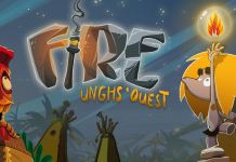 Fire Ungh's Quest art