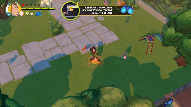 The Last Kids On Earth screenshot test jeuxvideo24