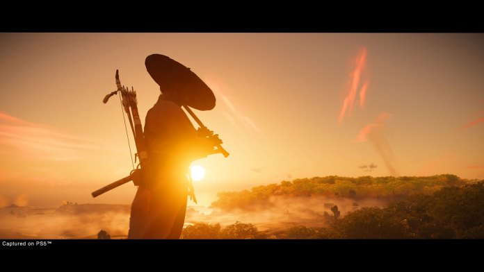 Ghost of Tsushima screenshot annonce PS5