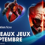 PlayStation Now - Septembre 2021