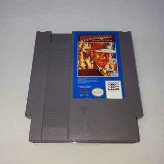 Indiana Jones and the Temple of Doom NES (Loose)