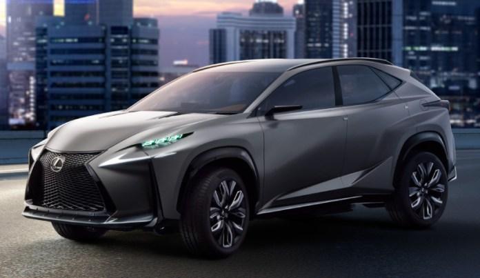 Concept-Lexus LF-SA-Jewanda