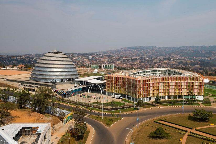 Image result for Kigali ville