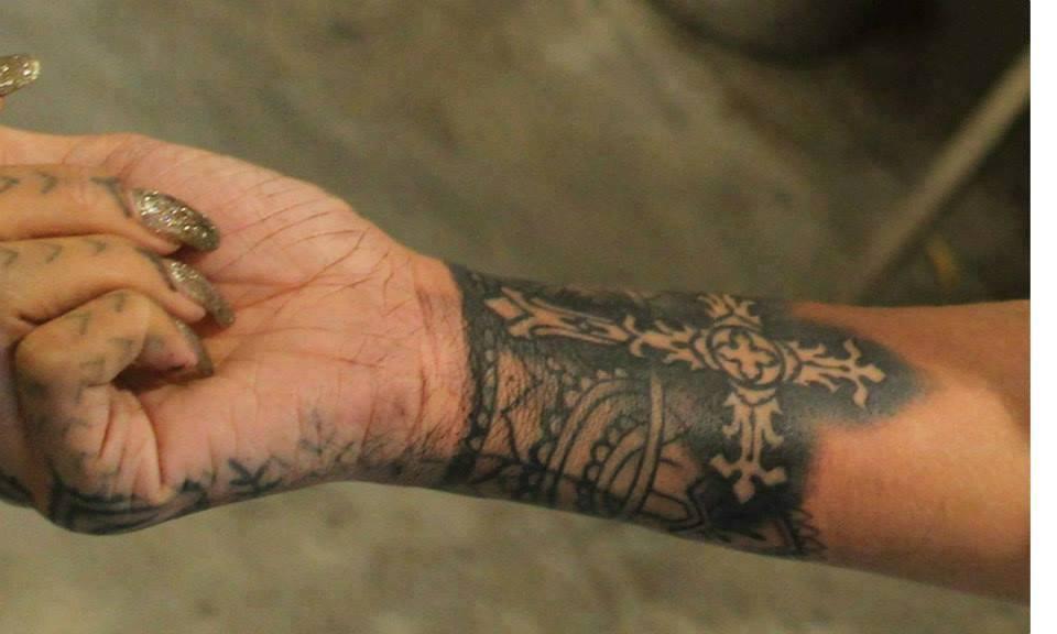 tatoo,rihanna,jewanda