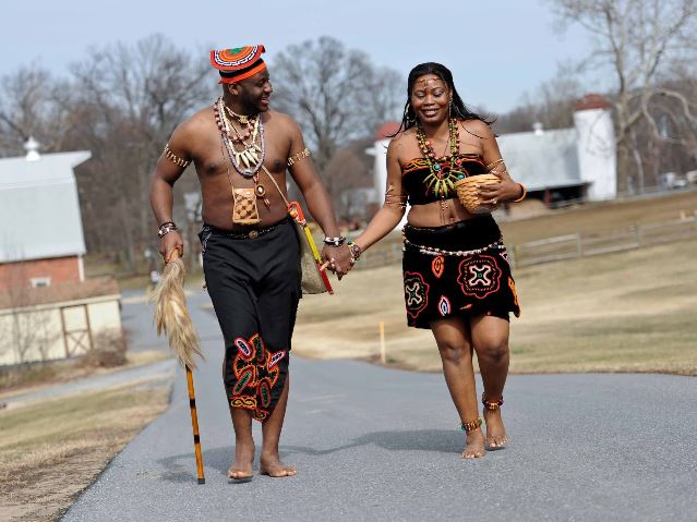 Lifestyle  7 Tenues Africaines De Mariage Traditionnel -1575