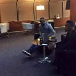 Vidéo : Samuel Eto'o aussi était devant sa télé hier soir… (Match CMR/CIV)