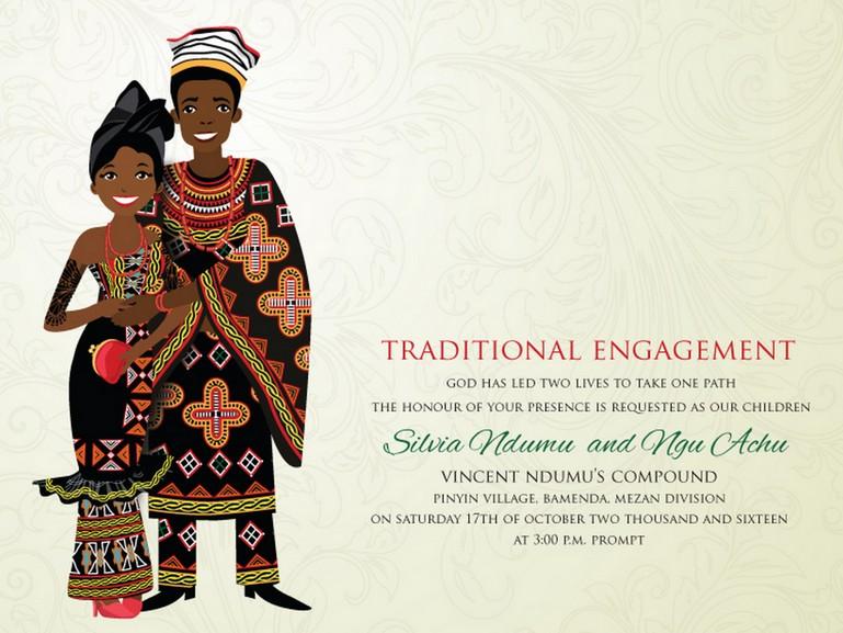 Cultural Wedding Invitations: Inspiration : 10 Faire-parts De Mariage Traditionnel