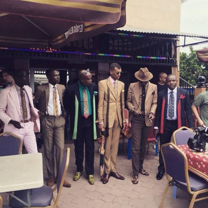 People : Stromae En Mode Sapologie Congolaise