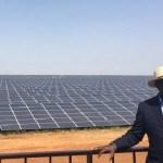 Tech : Macky Sall inaugure la plus grande centrale solaire d'Afrique de l'Ouest !