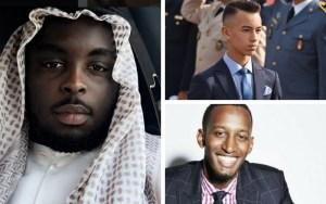 People : 7 plus beaux fils de chefs d' État africain (2018)